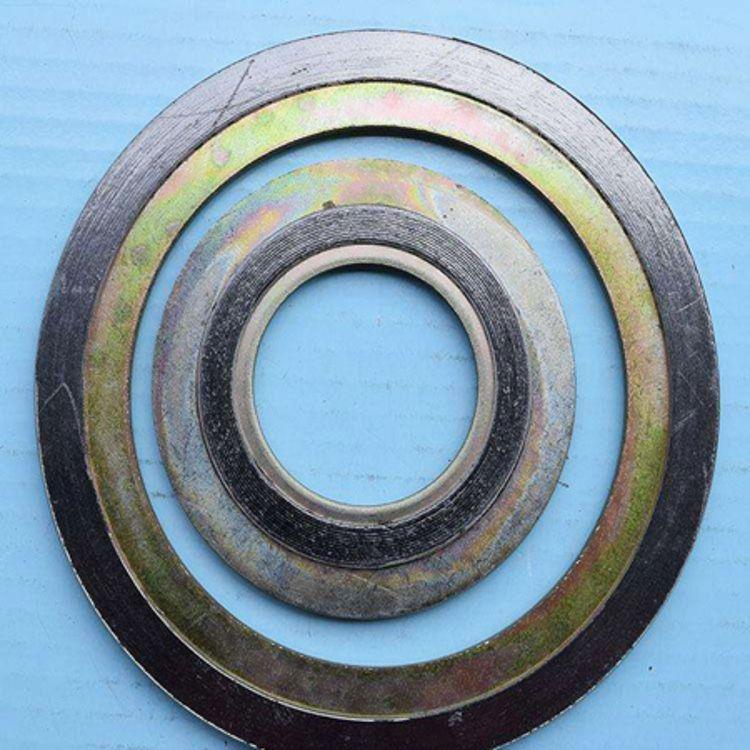 大量批发金属缠绕密封垫 换热器用D1222金属缠绕垫片品牌 垫片供应商