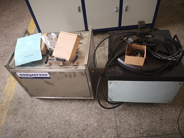 北京螺纹式安全阀校验台 安全阀测试设备 制造工艺优