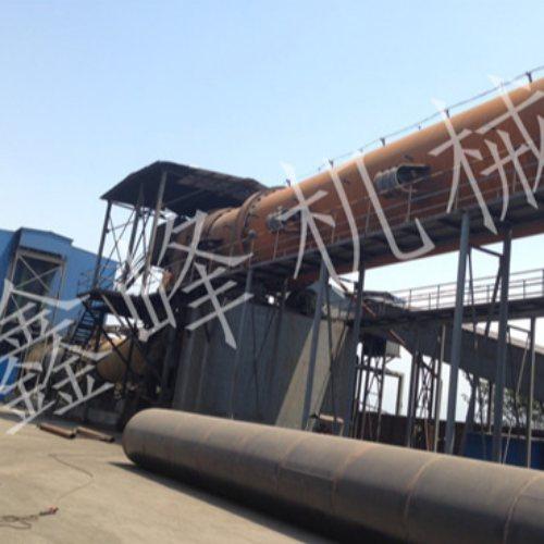 石油支撑剂回转窑设备 鑫峰 陶粒砂回转窑设备厂家