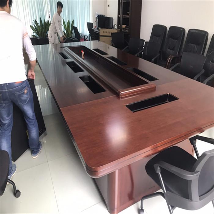 销售智能升降会议桌定制 销售智能升降会议桌批发 志欧