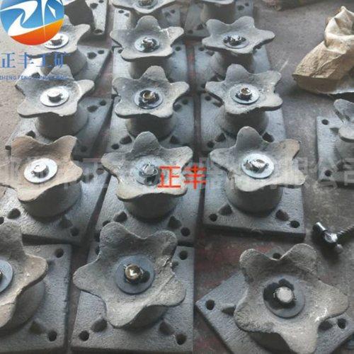 铸钢五星轮供应商 正丰铁路器材 铸钢五星轮长期供应