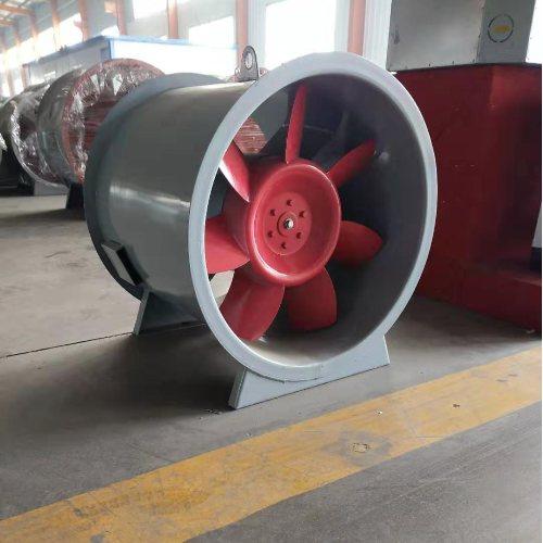 通昊正压送风机批发 低噪音混流风机 定制优质加压送风机