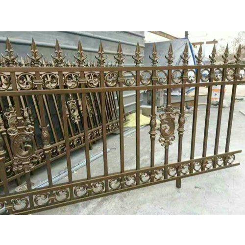 福昂金属 定制铝合金护栏供应 定制铝合金护栏销售