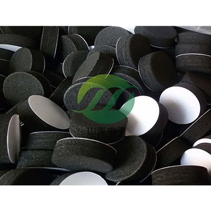 厂家专业生产批发 防滑防火EVA胶垫 自粘海棉胶垫