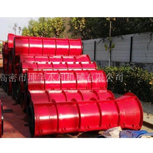 悬辊式水泥管模具专业生产商 坤宇 钢承口水泥管模具销售