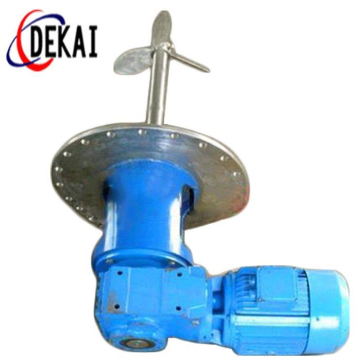 化工攪拌裝置選擇 水處理攪拌裝置定制 大型攪拌裝置定做 德凱