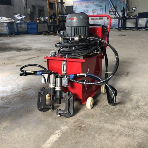 风管液压铆钉机电动液压铆接机现货 德州嘉迈机械