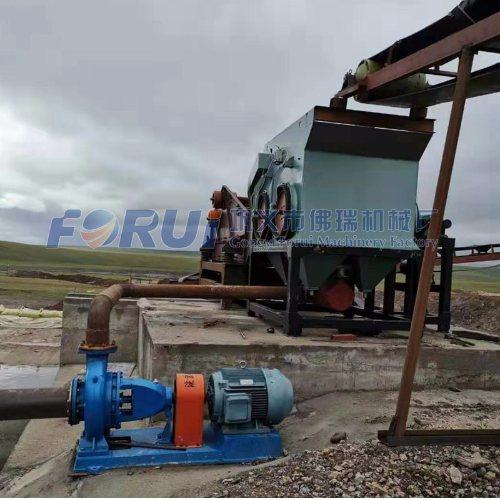 整套选矿设备负责调试设备 莹石整套选矿设备负责安装设备 佛瑞