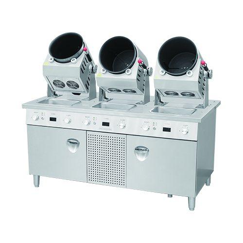 自动炒菜机品牌 炉旺达自动炒菜机私人定做 炉旺达
