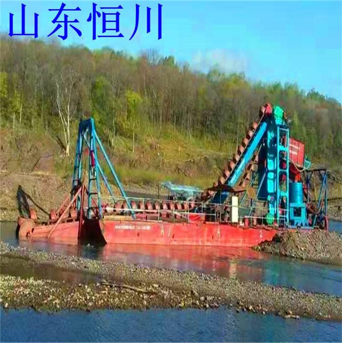 大型斗轮挖泥船供应商 斗轮挖泥船供应商 恒川