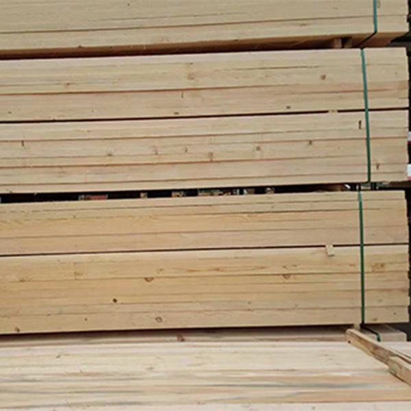 辐射松建筑杉木定制 腾达木业 工地用建筑杉木定制