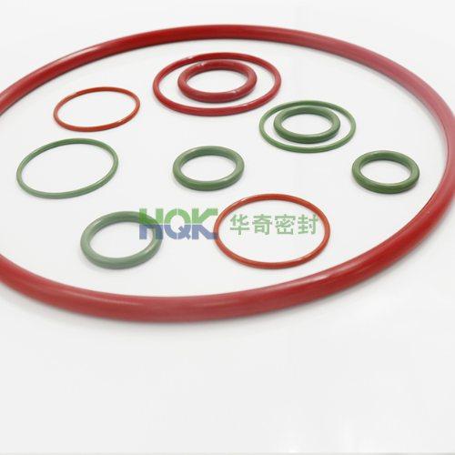 真空密封圈 透明密封圈供应 橡胶密封圈 华奇密封