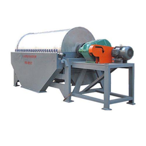 垃圾永磁滚筒磁选机公司 恒基磁电 专业生产永磁滚筒磁选机生产商