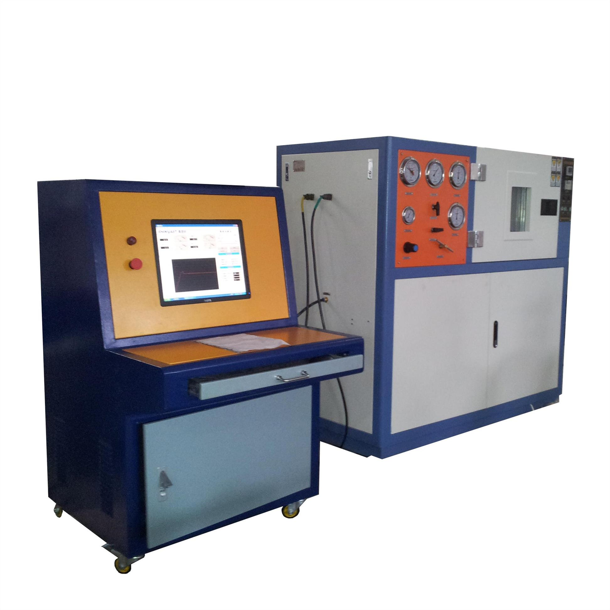 空调滤芯软管水压试验台产品型号 强度试验台 尺寸精准