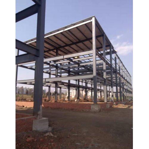 双正活动房 多层轻钢结构厂房设计 大跨度轻钢结构厂房