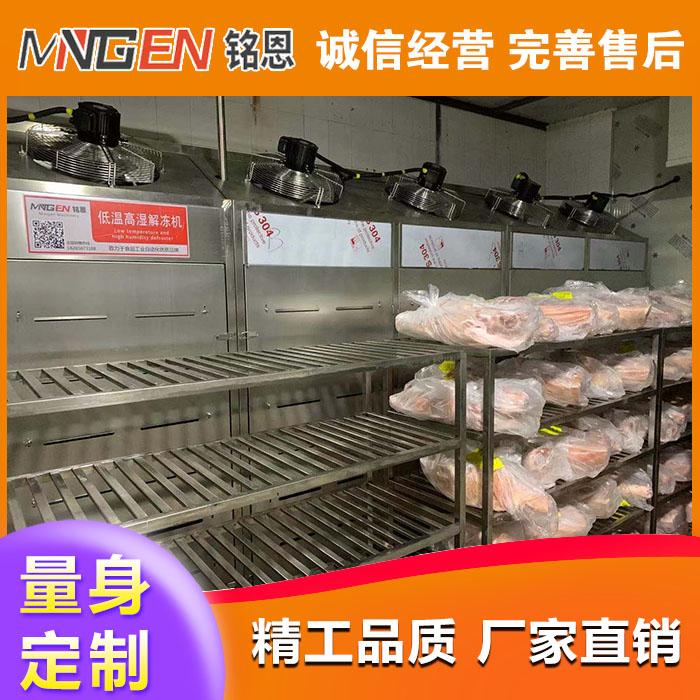 大块猪肉低温高湿解冻设备优质厂商