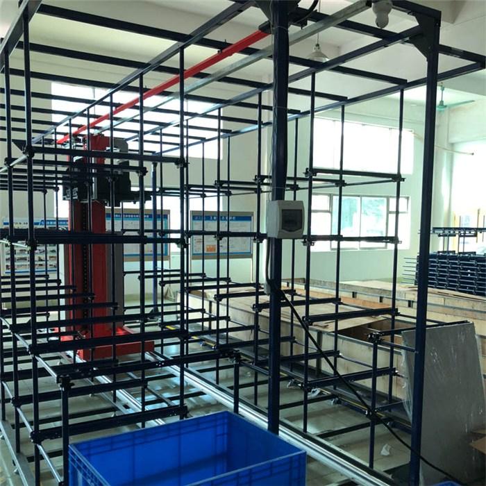 无人化自动化仓库搭建 纺织业自动化仓库系统 广东易库