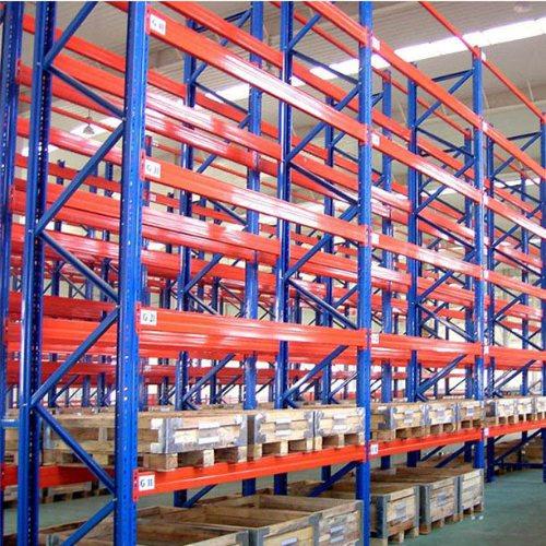 贯通式重型货架批发 物流重型货架批发 华德耐特