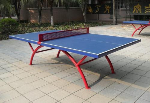 乌鲁木齐乒乓球台厂家 SMC乒乓球台 性能稳定 安全环保
