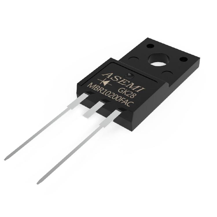 强元芯ASEMIMBR30100DC ASEMI 强元芯电子MBR30100DC