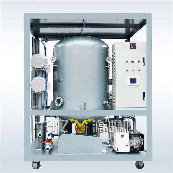 升亿牌滤油机 优质双级真空滤油机效果