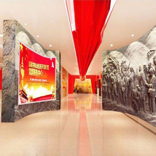 企业红色教育基地 政府红色教育基地设计报价 笔中展览