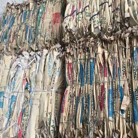 厂家直销废旧纸袋 供应废纸袋