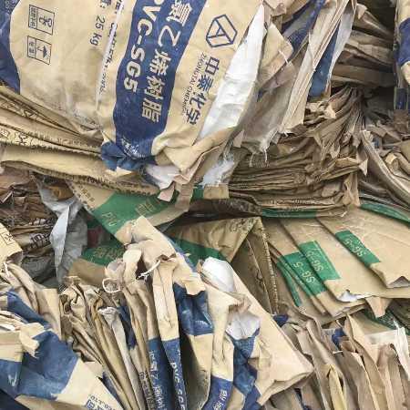 水洗废纸袋 废旧牛皮纸袋供应出售 废纸袋厂家