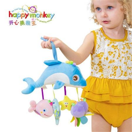 TOLOLO婴儿玩具横杆式车床挂玩具