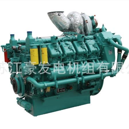 江苏江豪650kw广西玉柴YC6C1020-D31柴油发电机组技术参数
