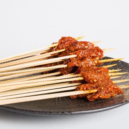 屋头餐饮屋头串串 特色菜品 毛肚片 串串香