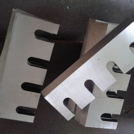 重庆塑料粉碎机刀片