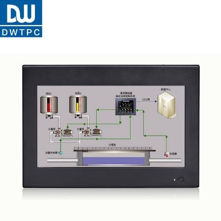 10.1寸工业一体机触摸平板电脑厂家直销DWTPC工业计算机领导品牌
