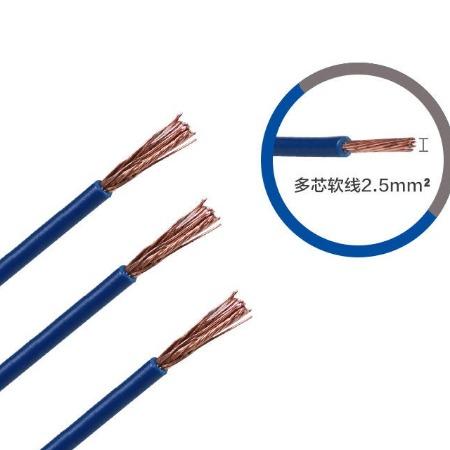 安徽天康聚氯乙烯绝缘电线BV家用电线电缆