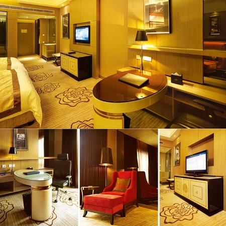 宾馆房间家具宾馆家具套装宾馆标间家具