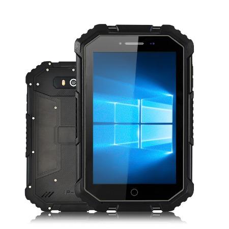 厂家直销 7寸win10三防平板电脑防摔-防水-防尘三防平板电脑定制 可OEM/ODM三防平板电脑定制 华一创想