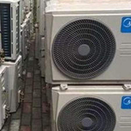 湖州二手中央空调机组回收-湖州废旧中央空调回收