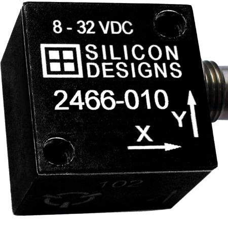 维逸SDI加速度计2466-三轴