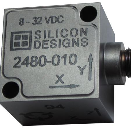 维逸SDI加速度计2476-三轴-进口产品