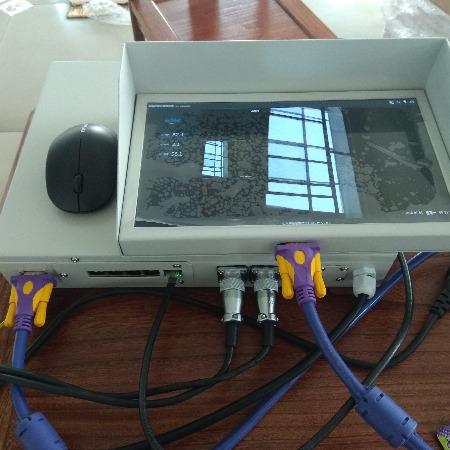 吊车监控安防系统吊钩实时监控高清视频传输
