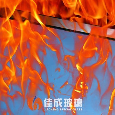 C类防火玻璃