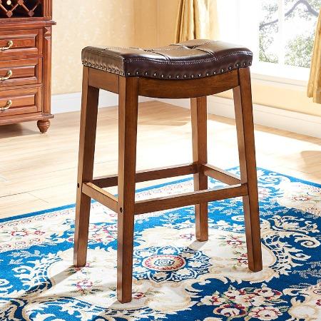 美式吧凳简约高脚凳吧台凳