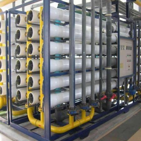 化工行业纯化水设备