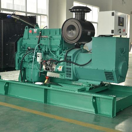 180KW 康明斯MTA11-G2配上海恒声柴油发电机组