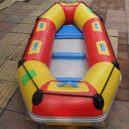 4人漂流船-加厚钓鱼船 充气钓鱼船批发 瑞利游乐设备 按需定制 售后保障