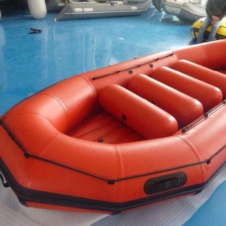 双人漂流船价格 6人钓鱼船定制 瑞利游乐设备厂家直销 款式齐全