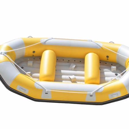 瑞利滑道漂流船 2人充气漂流船 加厚钓鱼船批发质量保障 寿命长