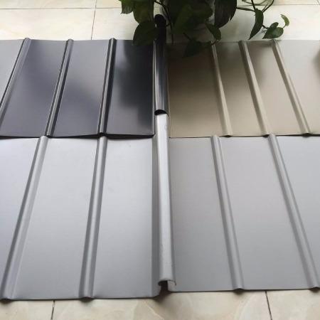 广西YX65-430直立锁边铝合金-铝镁锰板厂家