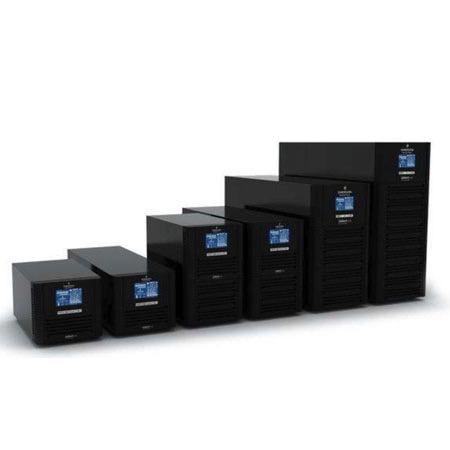 通新电子 艾默生专营 GXE01K00TS1101C00在线式1KVA800W内置蓄电池