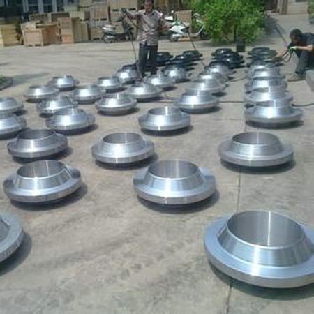 博岩厂家直销 数控316L法兰 数控对焊法兰 304不锈钢法兰 高压对焊法兰